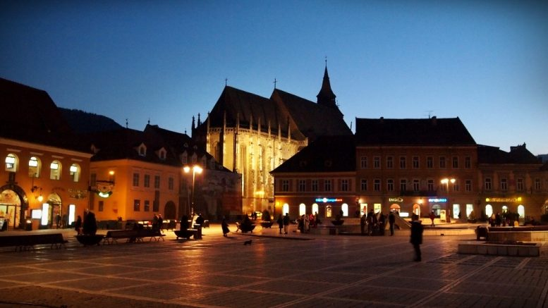 The Night Of The Fall Brasov